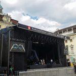 """Ludwigsburg Soundcheck """"Die Füenf"""""""